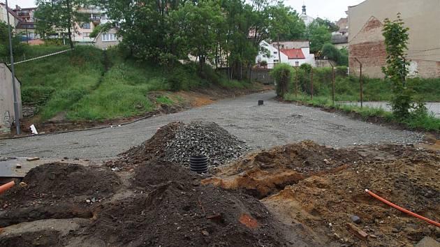 Rekonstrukce ulice Na Klenici se protáhne