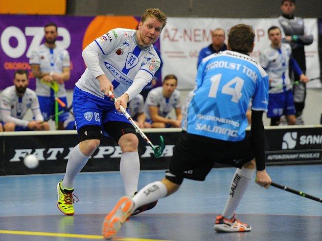 Superliga: Chodov - Technology MB