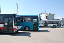 Městská autobusová doprava v Mladé Boleslavi.