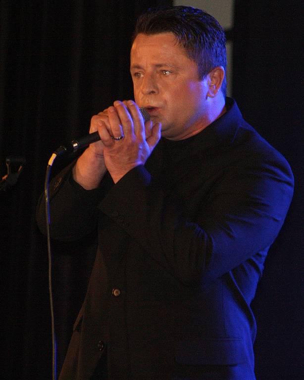Na koncertu Ivety Bartošové vystoupil také Petr Muk.
