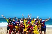 Češky na závěr turnaje podlehly Ukrajinkám