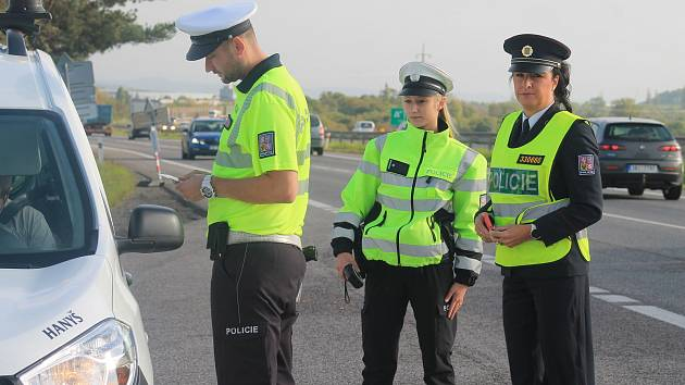 Bezpečnostně dopravní akce na Mladoboleslavsku