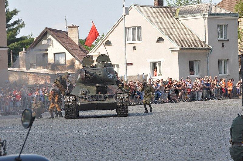 Bitva o mnichovohradišťské nádraží.