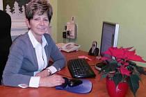 Ivana Pacovská, ředitelka školy Na Celně