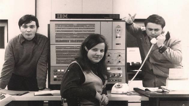 S počítačem pracovali dva technici. Podle jednoho z nich, Vladimíra Regnera, se řešily jenom spotřební záležitosti.