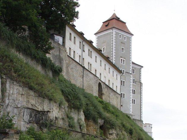 Boleslavský hrad - ilustrační foto
