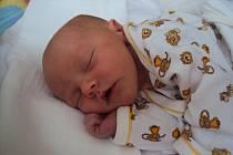 FILIP Bartoš se narodil 28. února mamince Simoně a tatínkovi Václavovi z Jiřic. V době porodu byla známa pouze jeho váha 3,2 kilogramy.