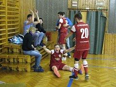 1. kolo poháru FAČR: Gunners Řepov - ISŠ Příbram