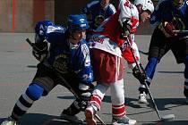 Hokejbal si získal na Mladoboleslavsku velkou popularitu.