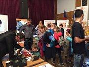 Dům kultury v Mladé Boleslavi hostil Burzu práce a vzdělávání.