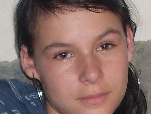 Pohřešovaná dívka Lenka Fenclová