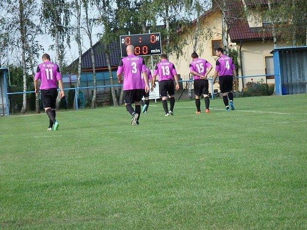 FK Zdětín.