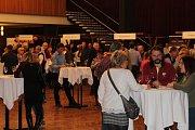 V sobotu 18. listopadu se v Domě kultury v Mladé Boleslavi za velkého zájmu veřejnosti uskutečnil již šestý ročník Slavností vína.