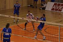 Extraliga volejbalu: VK Karbo Benátky nad Jizerou - Brno