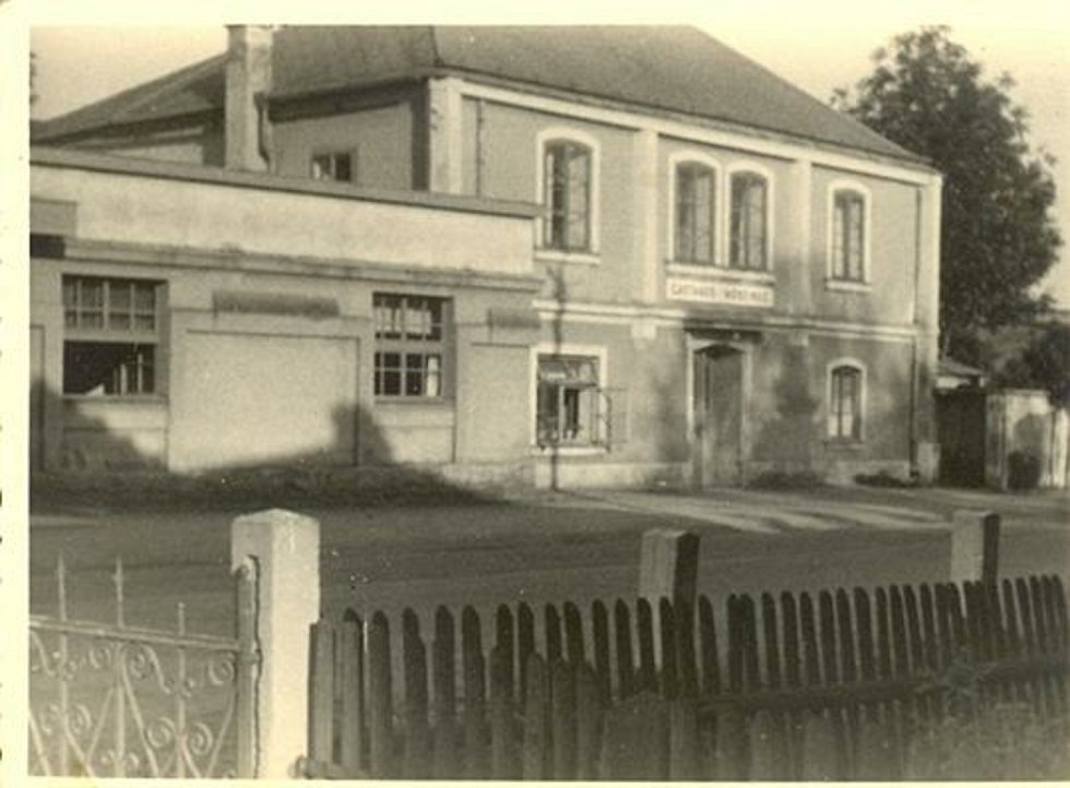 Brodce -  restaurace Sokolovna