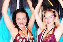 Shareefa - foto ze soutěže v Berlíně