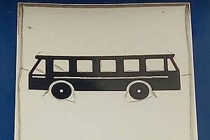 Autobusová zastávka, ilustrační foto