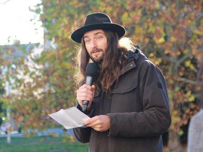 Jonatan Hudec, evangelický farář.