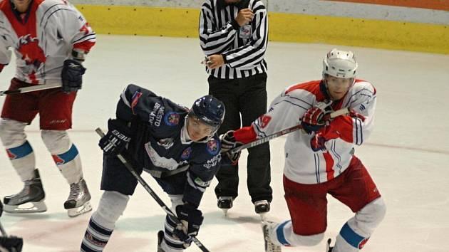 Přípravné utkání: HC Benátky nad Jizerou - HC Beroun
