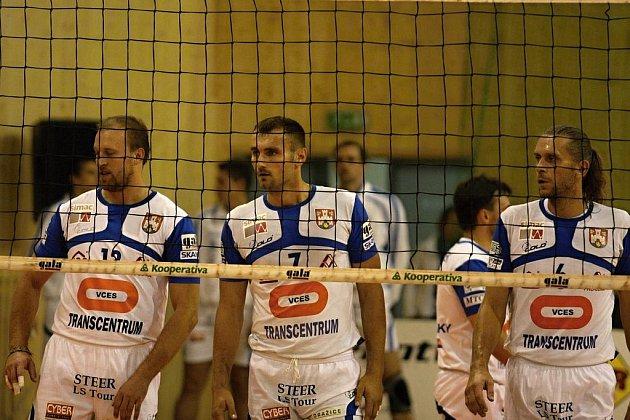 Extraliga volejbalu: VK Benátky nad Jizerou - ČZU Praha