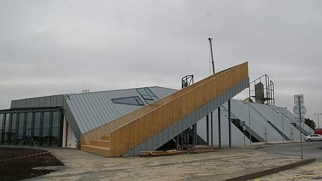Letecké muzeum je skoro hotové