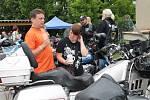 Motorkářské odpoledne v Centru 83 v Mladé Boleslavi