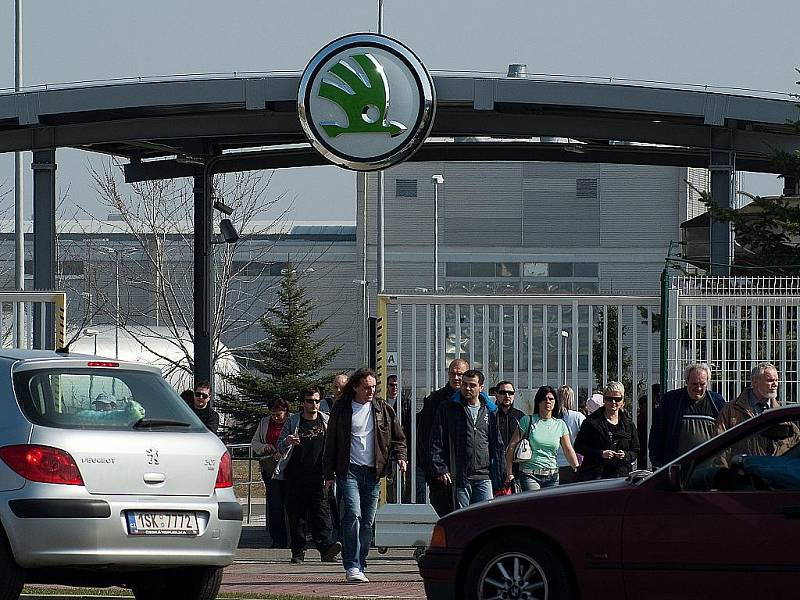 Škoda Auto. Ilustrační foto.