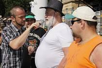 Klášterské pivobraní 2012
