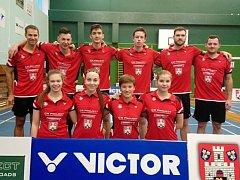 Badmintonisté Benátek zaznamenali o víkendu dvě hladká vítězství.