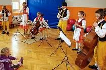 Děti se představí ve Sboru českých bratří