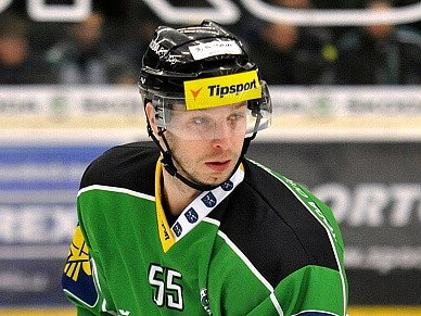 Útočník Tomáš Nouza