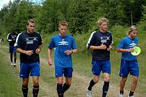 Soustředění v FK Mladá Boleslav ve Špindlerově Mlýně