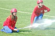 V Chotětově pokračuje Mladoboleslavský pohár v požárním sportu.