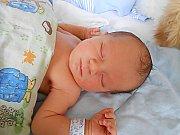 Ladislav Drahorád se narodil 7. července, vážil 3,43 kg a měřil 50 cm. S maminkou Kateřinou a tatínkem Ladislavem bude bydlet v Mladé Boleslavi.