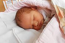 Aneta Vulcová se narodila 22. února, vážila 2,8 kg a měřila 47 cm. Maminka Martina a tatínek Jan si ji odvezou domů do Kláštera Hradiště nad Jizerou, kde už se na ni těší bráška Oliver.