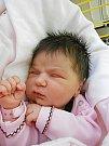 Charlotta Boková se narodila 8. května, vážila 3,73 kg a měřila 51 cm. S maminkou Monikou a tatínkem Matějem bude bydlet v Mladé Boleslavi.