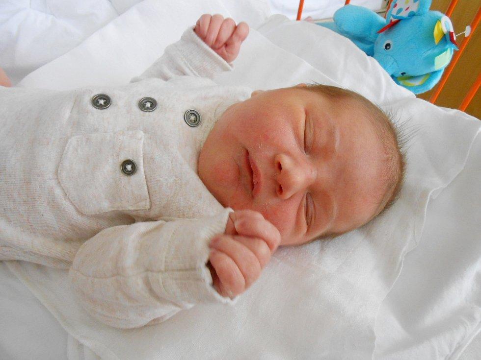 Laura Jahodová se narodila 19. listopadu, vážila 4,19 kg a měřila 52 cm. S maminkou Marií a tatínkem Josefem bude bydlet v Mladé Boleslavi.