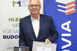 Starosta Brandýsa nad Labem-Staré Boleslavi Vlastimil Picek.