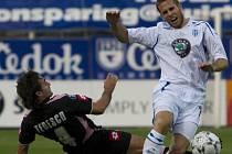 Mladá Boleslav ve čtvrtek večer prohrála na domácím hřišti s Palermem v rámci Poháru UEFA.