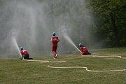 Mladoboleslavský pohár v požárním sportu pro rok 2009 odstartoval v Petkovech.
