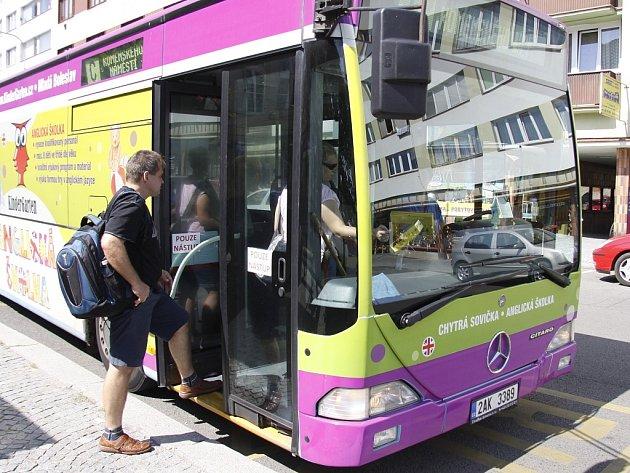 Ilustrační foto - autobus MHD Mladá Boleslav