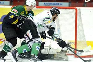 Tipsport extraliga: Energie Karlovy Vary - BK Mladá Boleslav