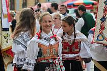 Oslavy 120. výročí Obce baráčníků Mnichovo Hradiště.
