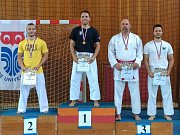 Akademické mistrovství republiky v karate.