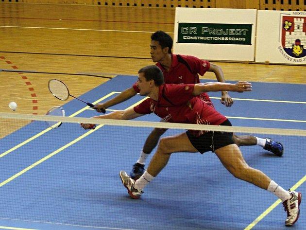 Benátecký pohár v badmintonu