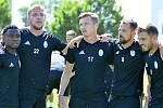 Fotbalisté Boleslavi zahájili letní přípravu