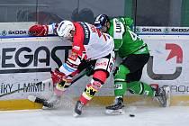 Mladá Boleslav naposledy porazila v domácím extraligovém utkání Pardubice 3:2.