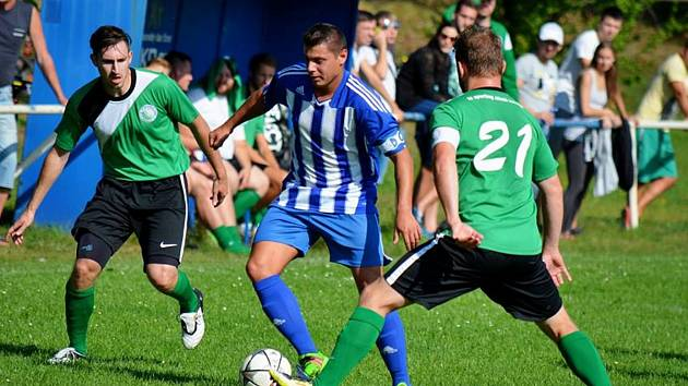 III. třída: SKP Mladá Boleslav - Sporting Mladá Boleslav