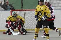 Hokejbalisté boleslavských Tygrů se blýskli dvěma výhrami na půdě soupeřů