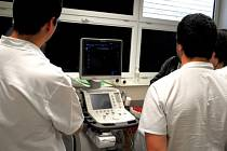 Pořizovací cena ultrazvuku je 1,5 milionu korun.